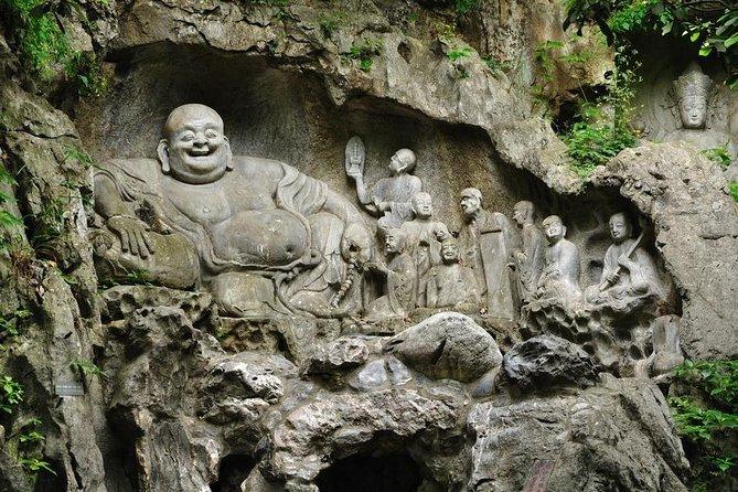 Hangzhou Halbtages Buddhismus und Tee Kultur Tour