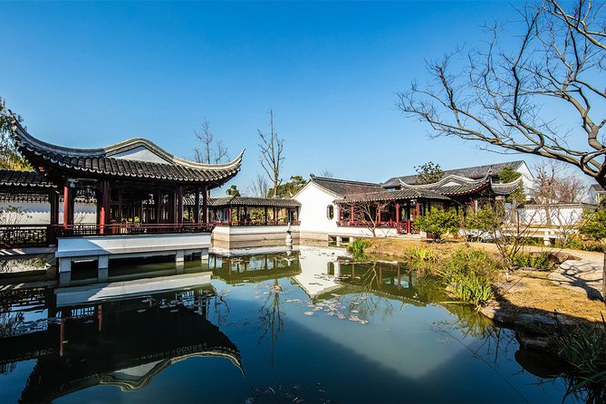 Private Suzhou Highlight No-Shopping Tour