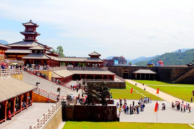 Hengdian World Studio(Chinese Hollywood) Discovery Day Tour