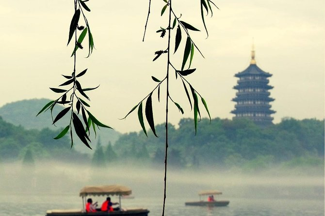 All-Inclusive Hangzhou Highlights Tour with Boat Ride and Lunch