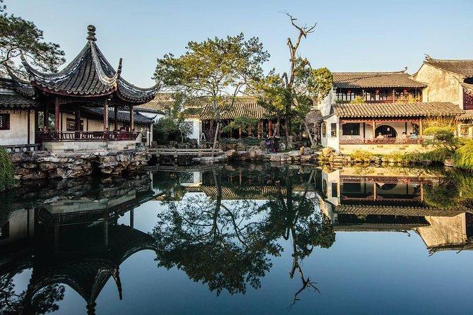 Tilpasset Suzhou Garden City Tour med fleksibel afgangstid