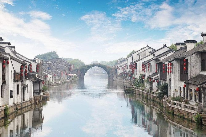 Private Suzhou Half Day City Tour & Tongli Water Town From Shanghai by Train
