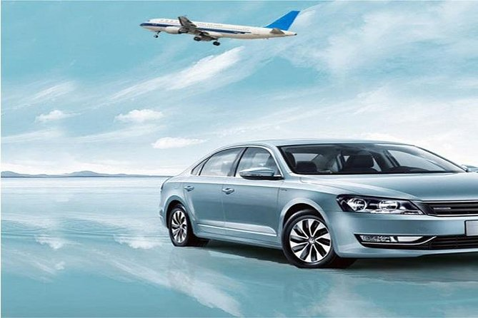 Private Shanghai Airport Arrival Transfer to Suzhou Downtown Hotel