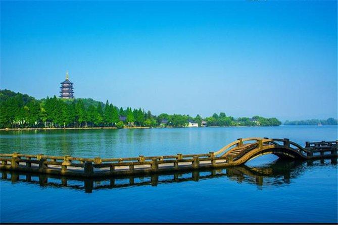 Private Hangzhou Tour of West Lake, Guo Garden, Tea Platation & Hefang Street