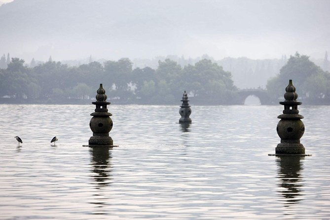 Private Halbtages-Sightseeing-Tour in Hangzhou