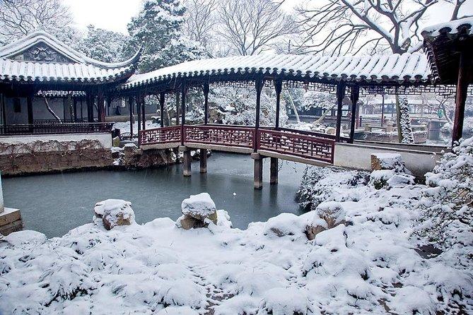 Private Full Day Suzhou Garden Tour with Humble Administrator's Garden
