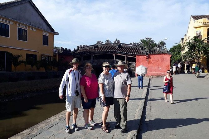 Private Tour to My Son Holyland and Hoi An Experience City Tour with lunch
