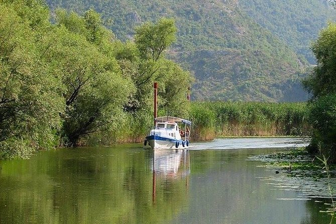 Pelikan Boat Trips On Skadar Lake Virpazar