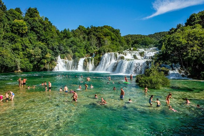 Krka Waterfalls National Park - Day Tour Transfer