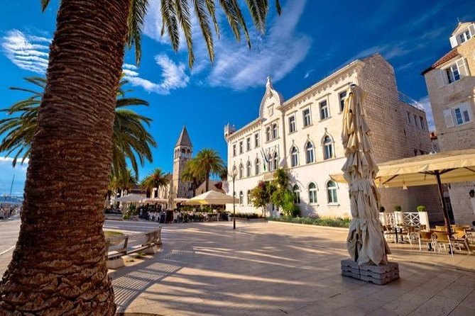 Two captivating UNESCO sites: Split Diocletian's Palace & Trogir Private Tour