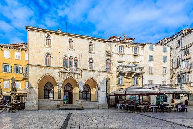 Herança Judaica e Palácio de Diocleciano: Split Private Tour