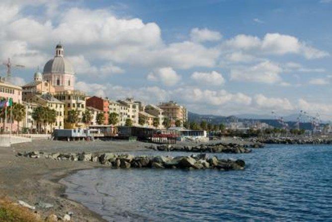 Tour em ônibus panorâmico pela cidade de Gênova