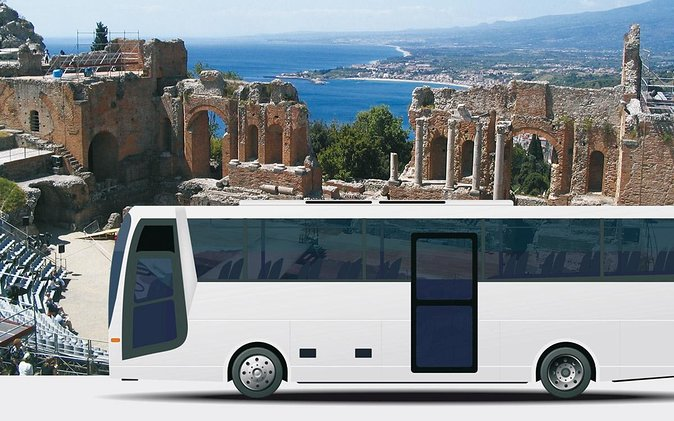 Messina to Taormina Transfer & City Sightseeing Messina