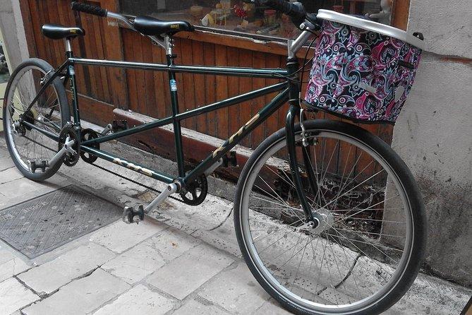 Rent a tandem bike