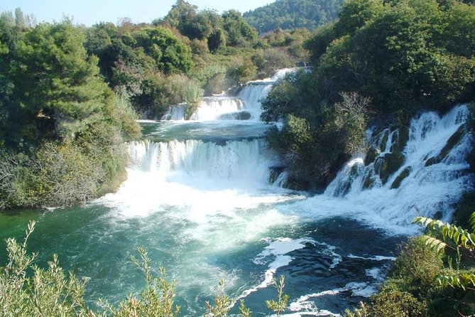 Krka Waterfalls Excursion from Zadar
