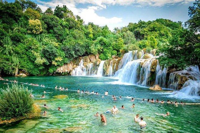Krka Waterfalls Excursion from Zadar