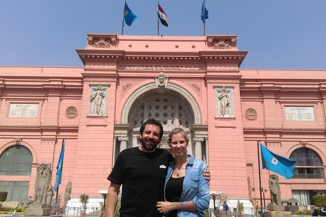 Half day tour to the Egyptian museum & Felucca ride on the Nile
