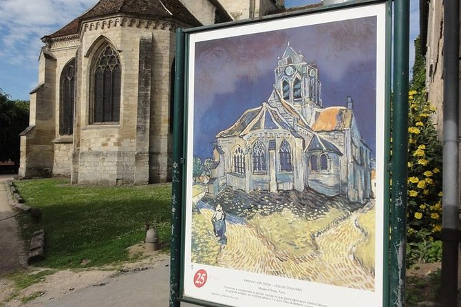 Excursion in Auvers-sur-Oise, Museum of Impressionism, home of Van Gogh and more