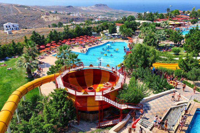 Watercity Waterpark Excursion (Entrance and Transfer)
