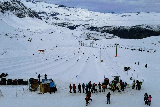 Full Day Mountain Tour Farellones, El Colorado and Valle Nevado ski resorts