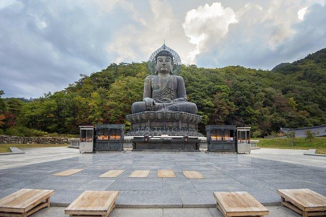 ソウル発で公州、釜山、麗水を巡る5日間韓国都市ツアー