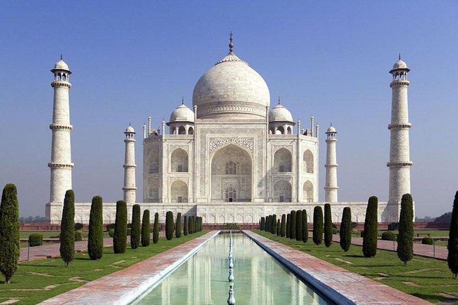 Private Same Day Taj Mahal Tour from Delhi