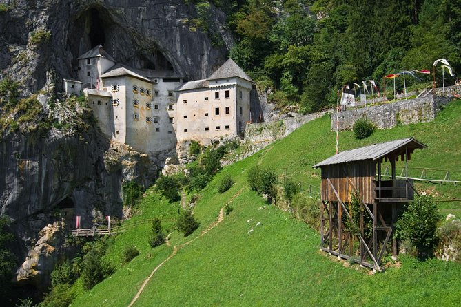 Predjama Castle and Postojna Cave Tour from Ljubljana