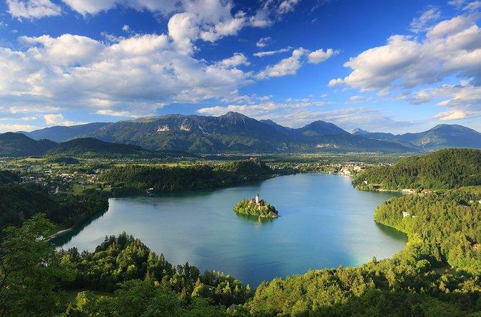 Het beste van Lake Bled - iedereen moet de attracties van Bled zien met vrije tijd om te zwemmen of rond te lopen