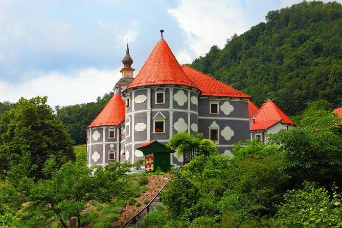 Wine tasting tour in Bizeljsko region