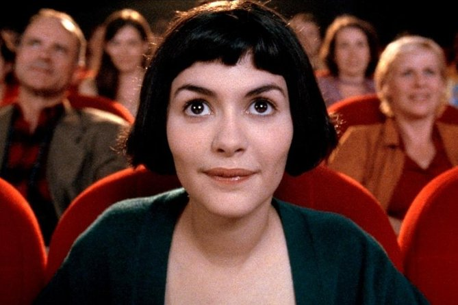 French Cinema Montmartre / AMELIE