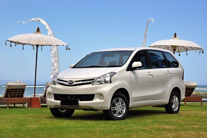 Charter Standard Vehicle with Driver at Bali- 5 Hours Usage