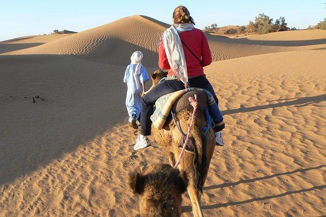 Morocco: Oasis and Trekking in the Desert of Erg Chigaga