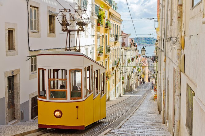 Lisbon in One Day Historic Small-Group Tour