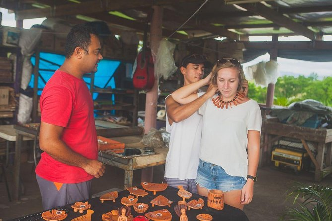 Clay-Making and Culture Fiji Tour