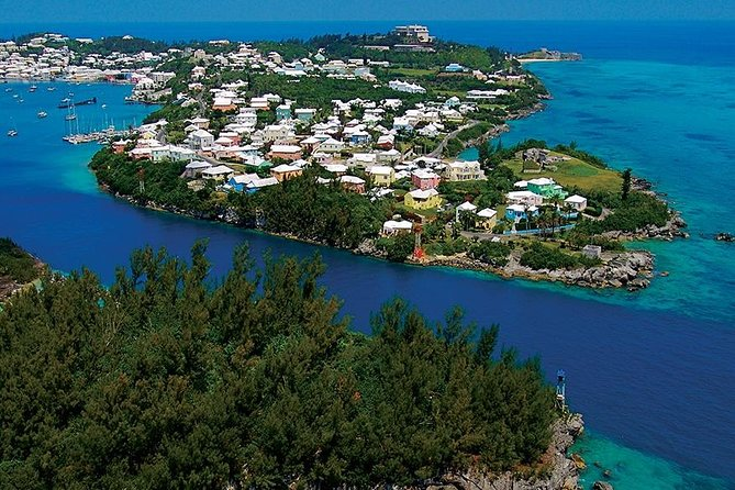 Titan's Bermuda Full Island Experience