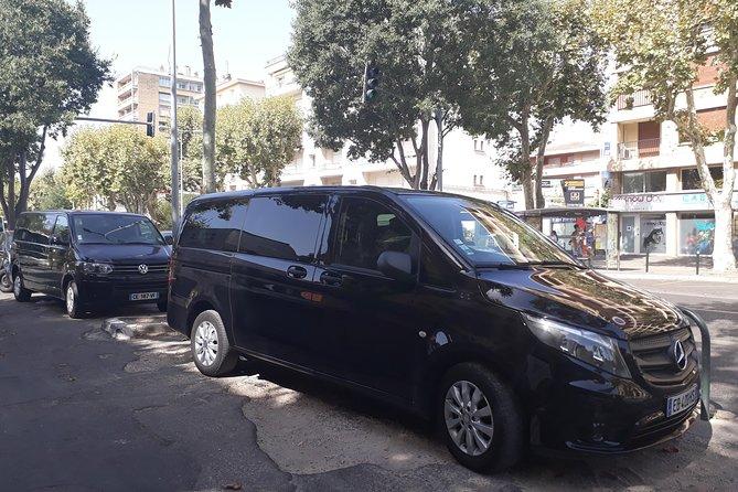 mini-van Mercedes VIP