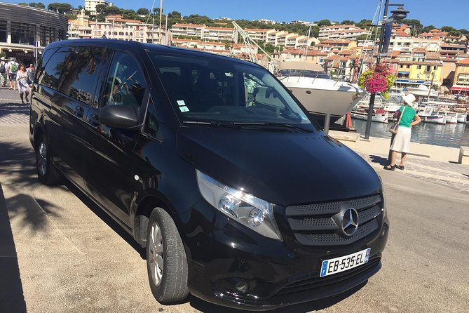 Marseille Airport or City Private Transfer to Avignon