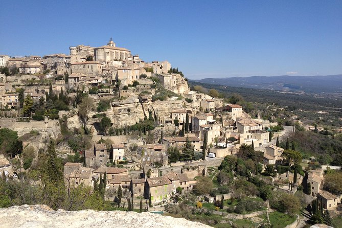 Luberon Hilltop Villages Private Day Trip from Aix-en-Provence