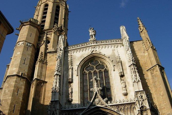 Aix en Provence cathedral