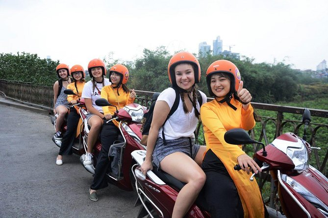 Hanoi Sunrise Motorbike Tour-3,5 hours