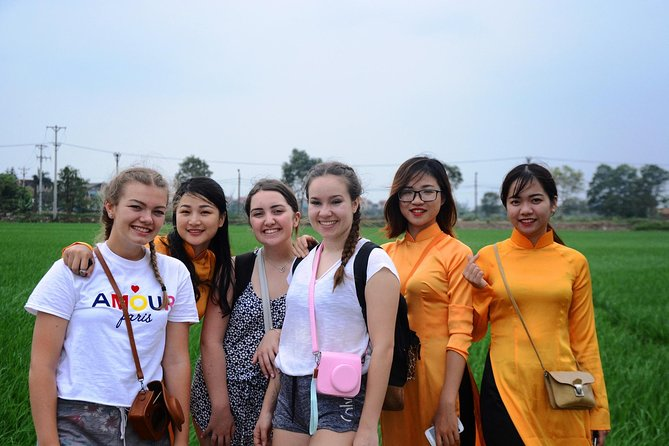 Hanoi City and Countryside Full Day Motorbike Tour-8 hours