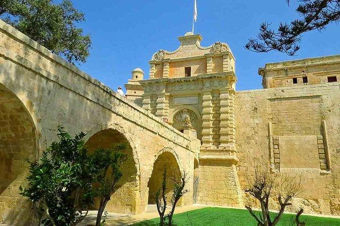 Main Gate Mdina