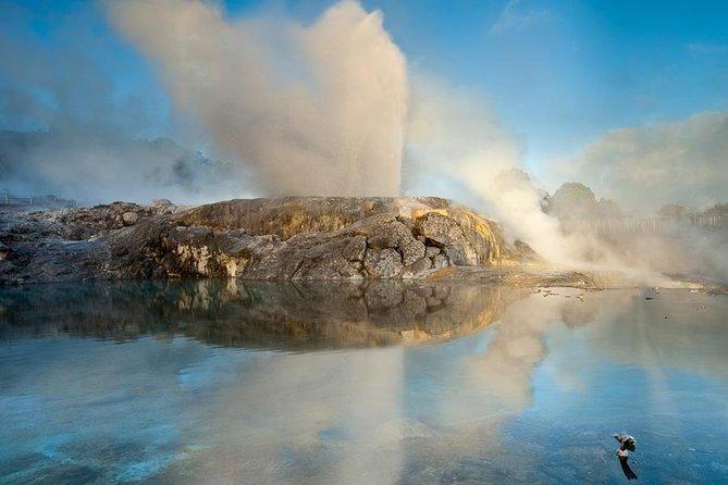 Tauranga Shore Excursion: Rotorua Geothermal Wonders