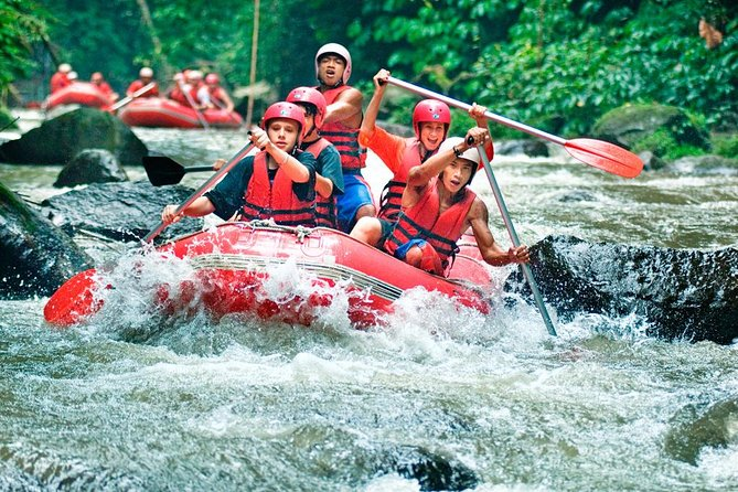 Ayung River Rafting - True Bali Experience