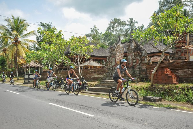Carangsari Village Cycling - True Bali Experience
