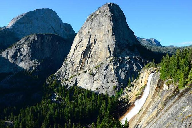 Yosemite Day Hike from Glacier Point Including Panorama Trail