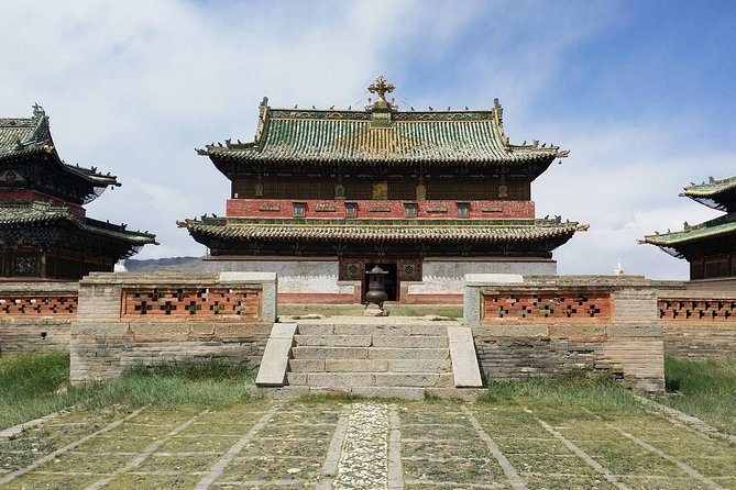 5 day Central Mongolia tour