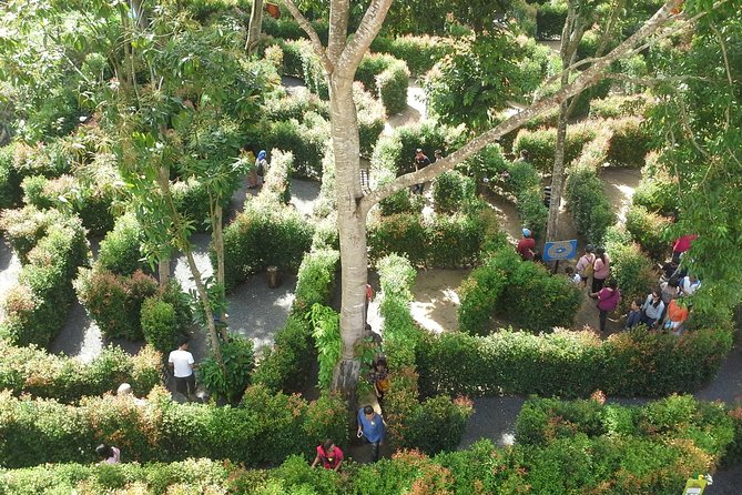 Skip the Line: A-Maze Garden Admission Phuket Ticket