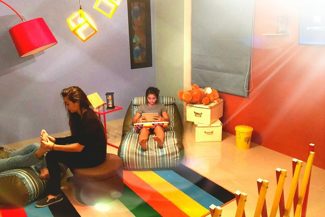 The FootZone - a modern innovative and quirky foot massage studio