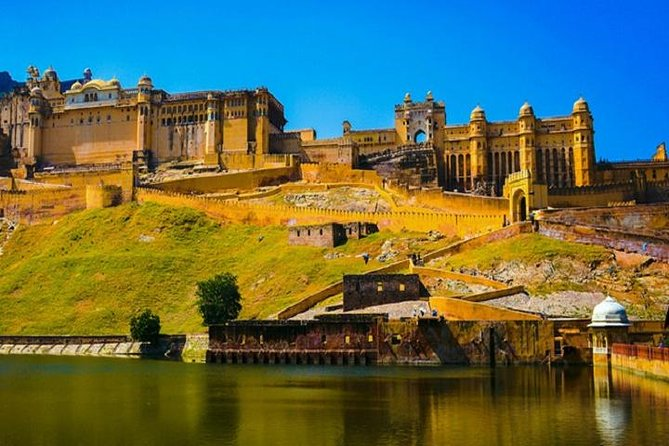 Private Same Day Tour of Jaipur from Delhi with Guide